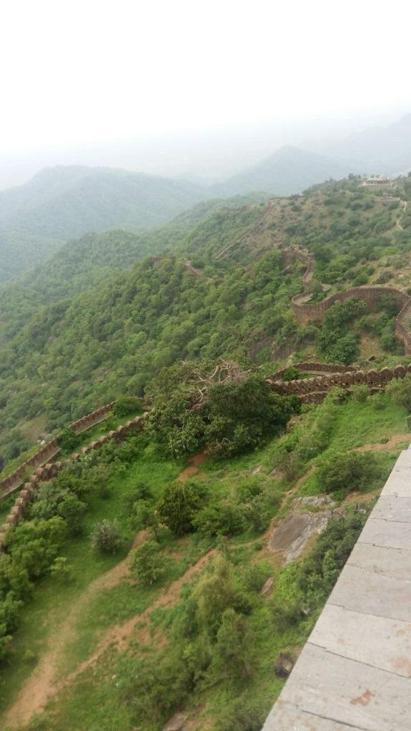 Kumbhalgarh fort: The majestic fort of Rajasthan