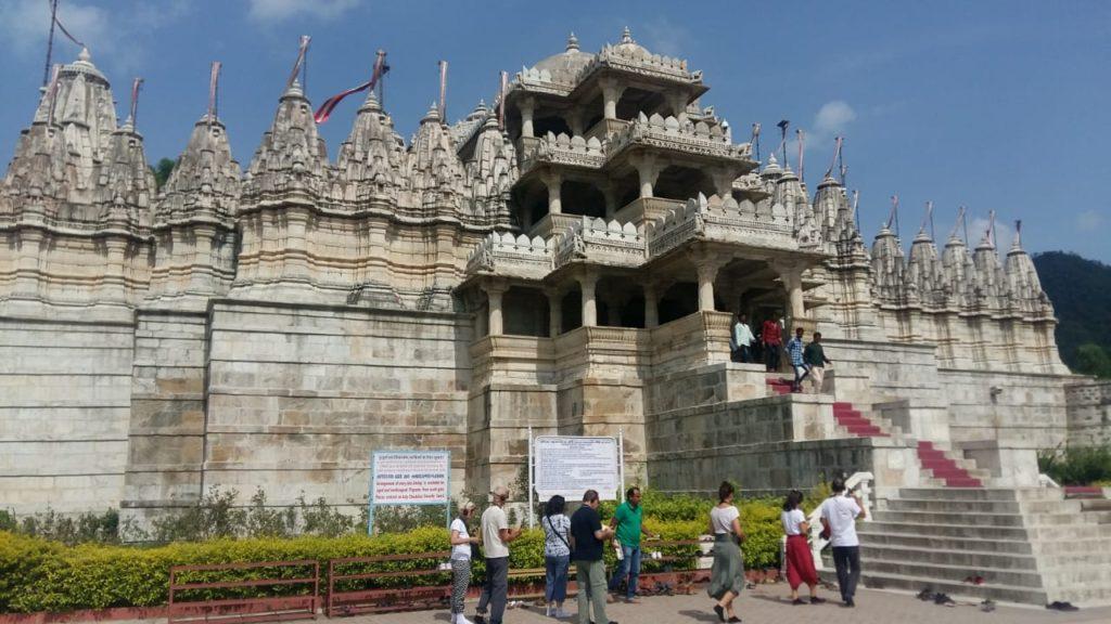 Ranakpur temple: The most captivating Jain temple