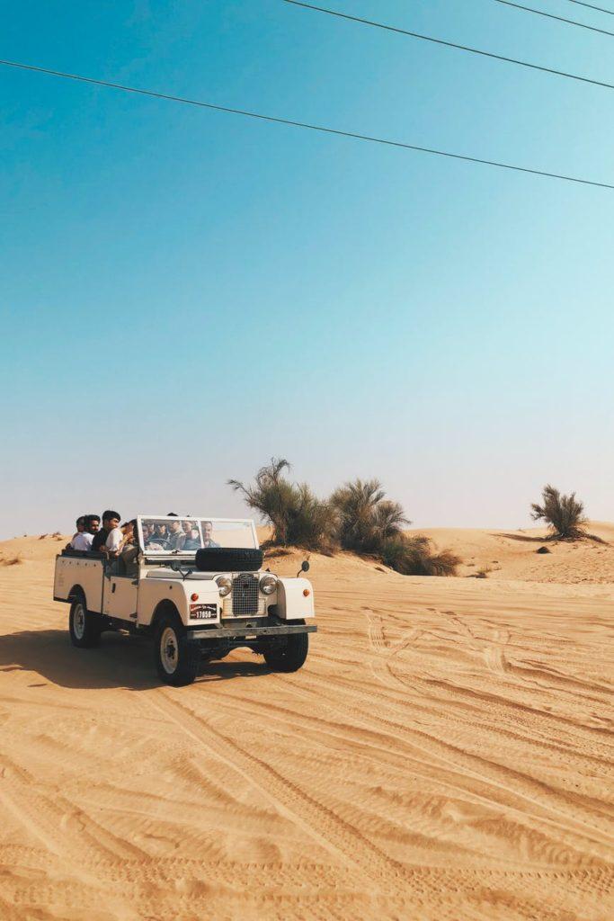 Sam Sand Dunes- the golden side of Rajasthan