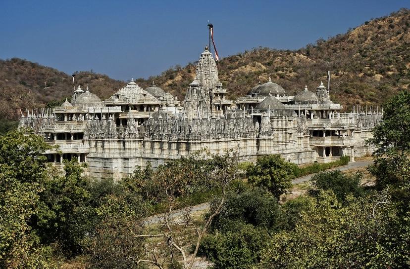 Ranakpur Jain temple: temples in Rajasthan.