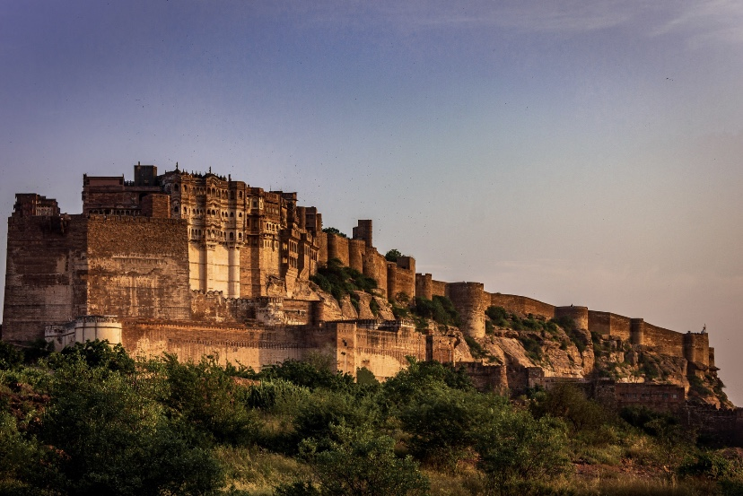 Mehrangarh fort: visit to jodhpur