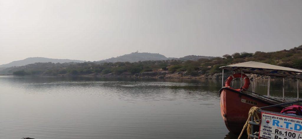 Kaylana lake: Jodhpur