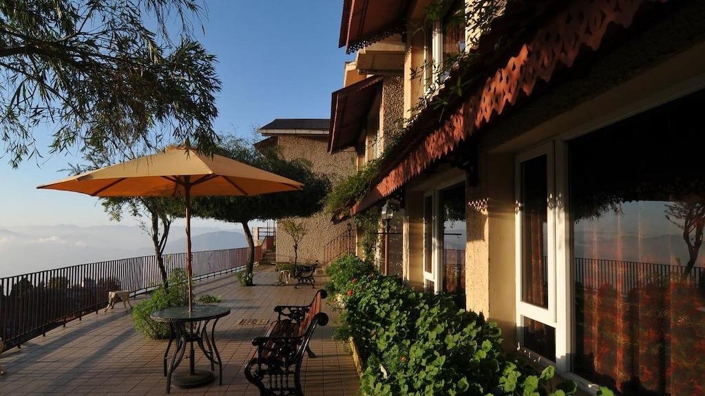 Balcony view club Mahindra