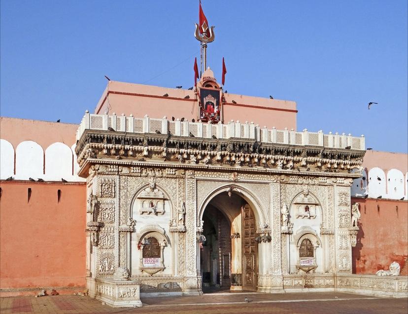 Karni mata Temple: temples in rajasthan