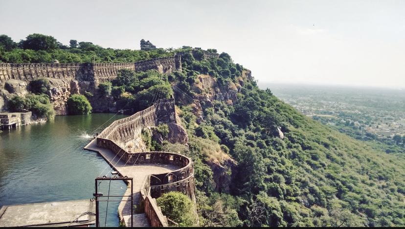 Chittorgarh fort: forts in rajasthan