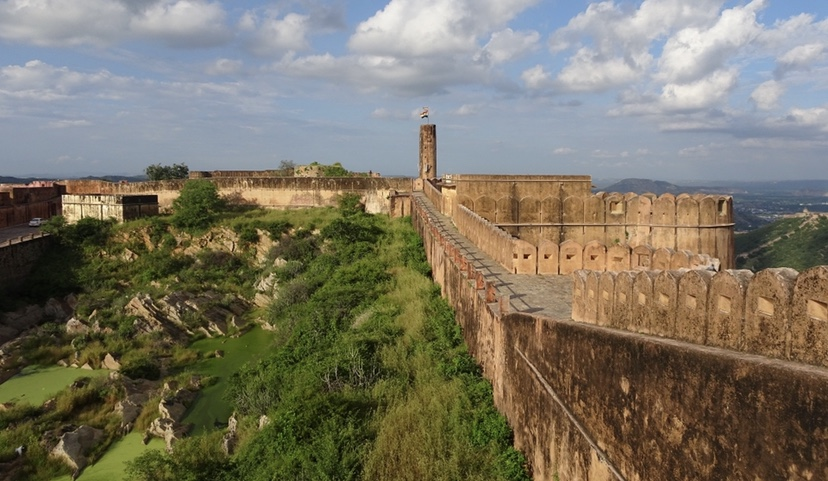 Jaigarh fort: forts of Rajasthan